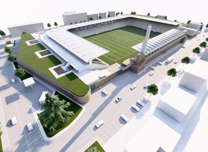 Prende forma e vita l'ambizioso progetto del nuovo stadio di Lucca