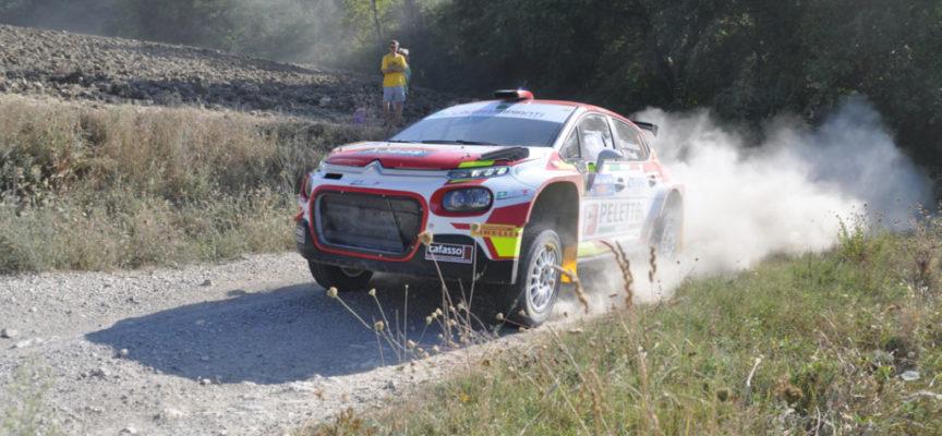 Paolo Andreucci conquista al rally dell'Adriatico il titolo tricolore Terra