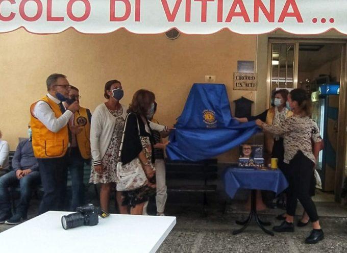 Adesso Vitiana è…cardioprotetta; consegnato un nuovo defibrillatore