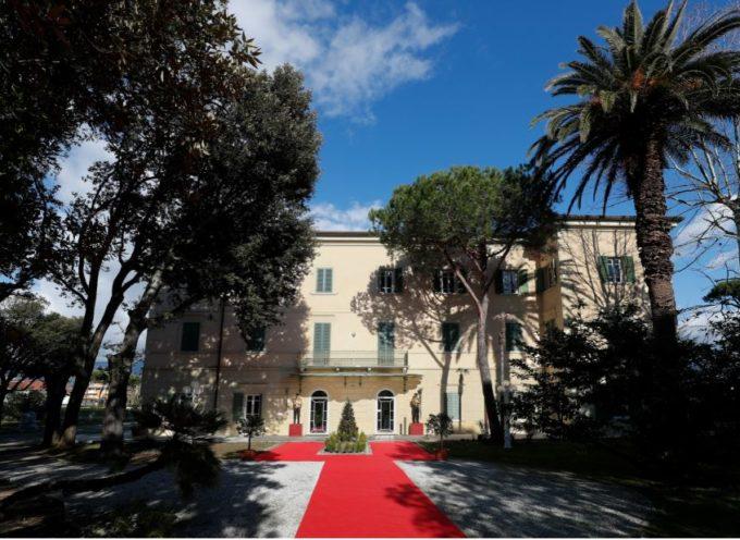 Prosegue la stagione degli eventi a Villa Bertelli