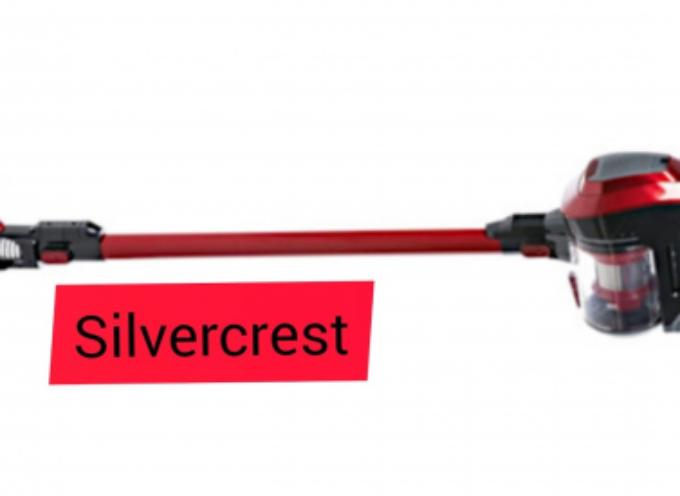 """Batteria a rischio incendio: Lidl ritira """"Aspirapolvere 2"""" a marchio """"Silvercrest"""""""