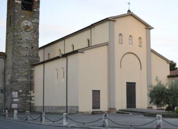 da lunedì prossimo 14 settembre, la Parrocchia di San Pietro a Vico, per la Festa della Beata Vergine Addolorata, celebra le sante messe nelle corti.