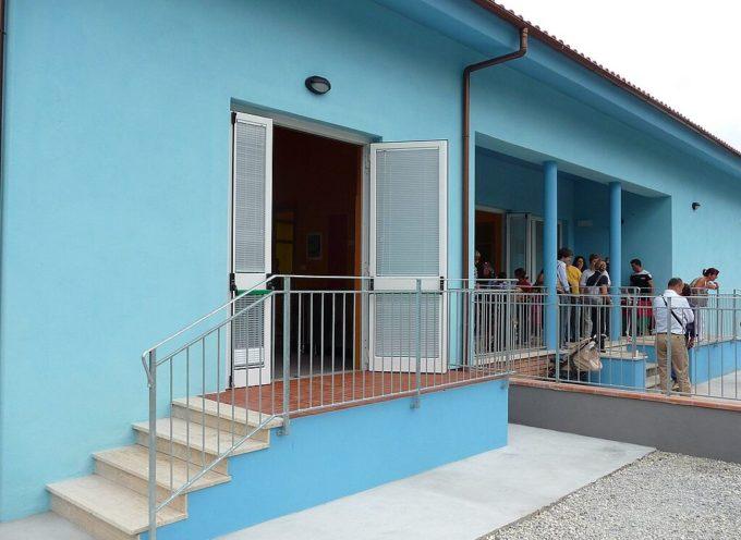 Al via i lavori per la realizzazione di un pergolato all'asilo nido 'Sebastiano Galli' di Toringo