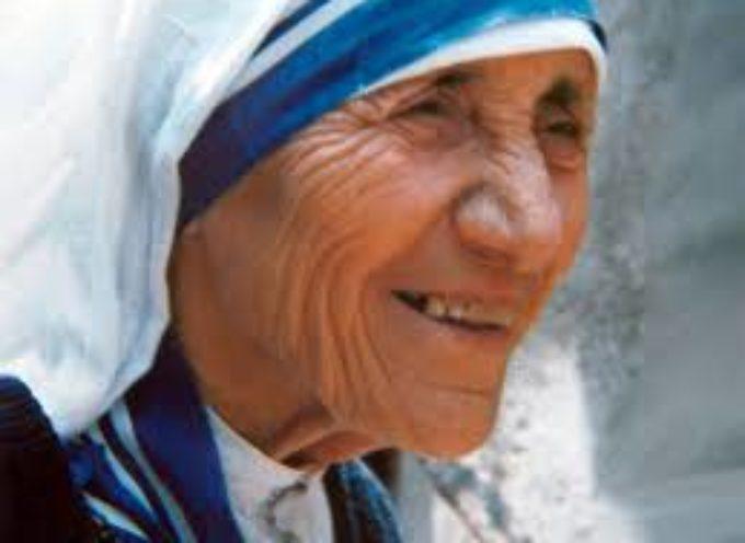 Il Santo del giorno, 5 Settembre: Madre Teresa di Calcutta