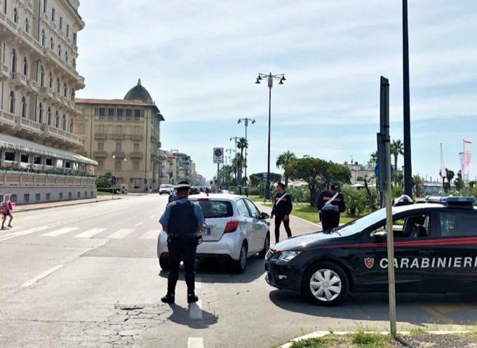Furti in abitazione, due persone arrestate dai Carabinieri di Viareggio