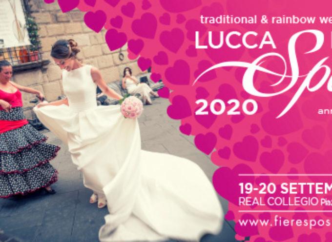 Al via la 30esima edizione di Lucca Expo Sposi; tutto per il giorno più bello