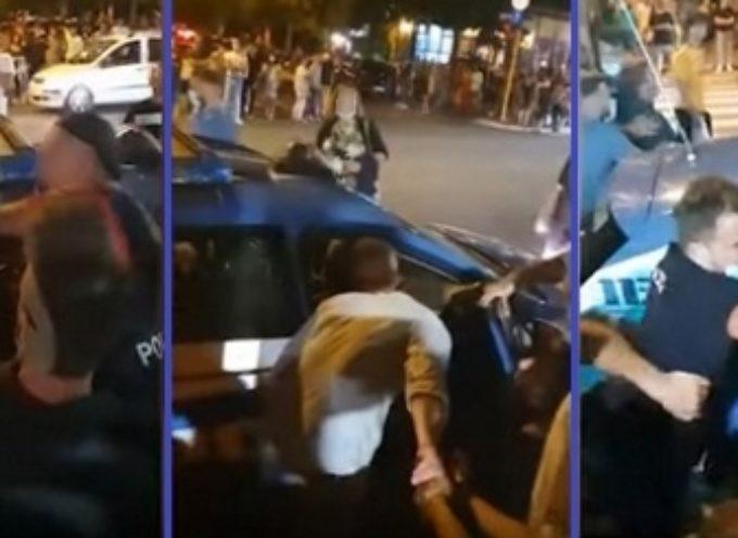 Marina di Massa: 16 misure cautelari per la sommossa contro la Polizia