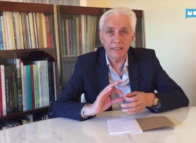 il sindaco Tarabella in ospedale: sospesa l'attività istituzionale