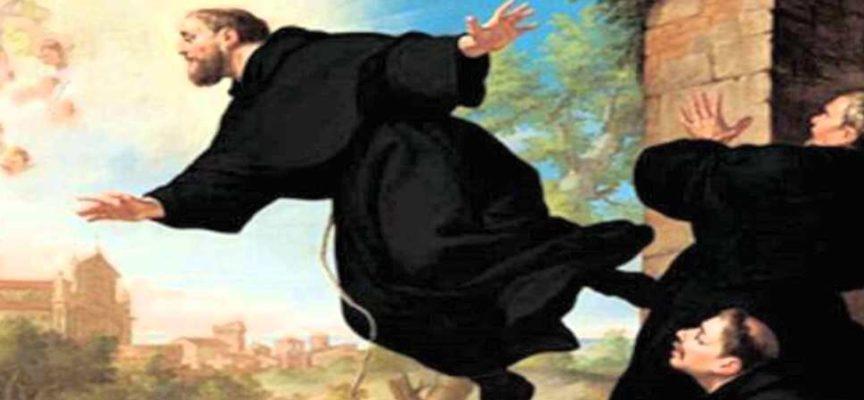 Il Santo del giorno, 18 Settembre: S. Giuseppe da Copertino, - Verde ...
