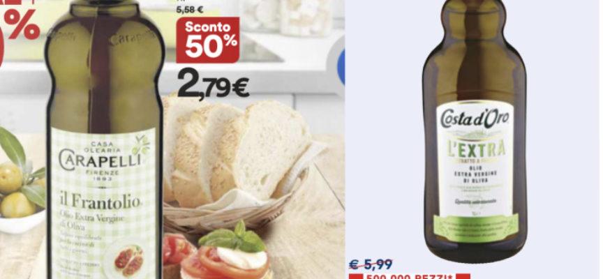 Olio a meno di 3 euro al litro, giusto indignarsi?