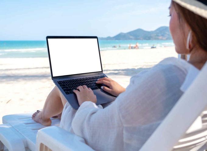 Dalle Maldive alle Barbados, i paradisi esotici che offrono postazioni vista oceano per lavorare in smartworking