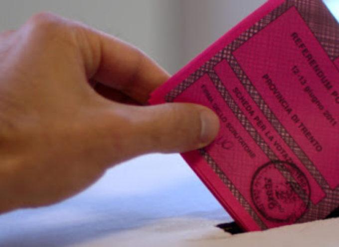 Elezioni al tempo del Covid-19, mascherine per tutti e voto a domicilio per oltre seimila