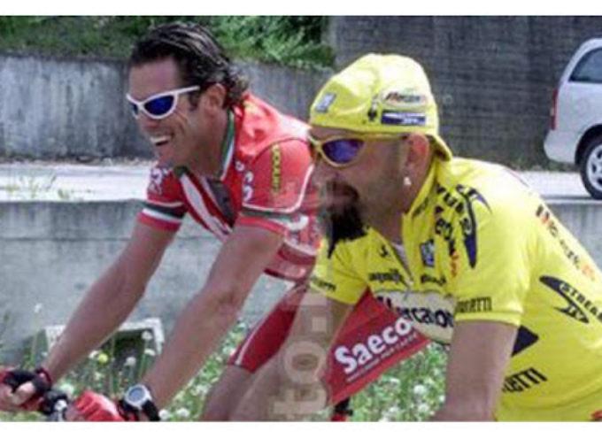 Il Pirata e il Leone, due icone per i campioni del ciclismo del 2040