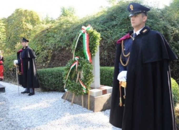 Strage di Querceta: Mussi, Lombardi e Femiano, si commemora la morte dei tre poliziotti uccisi in uno scontro a fuoco
