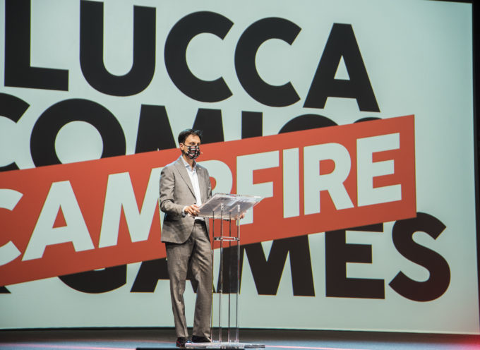 LUCCA COMICS & GAMES – edizione CHANGES Inaugurato il festival: da Lucca on line in tutta Italia fino al 1 novembre