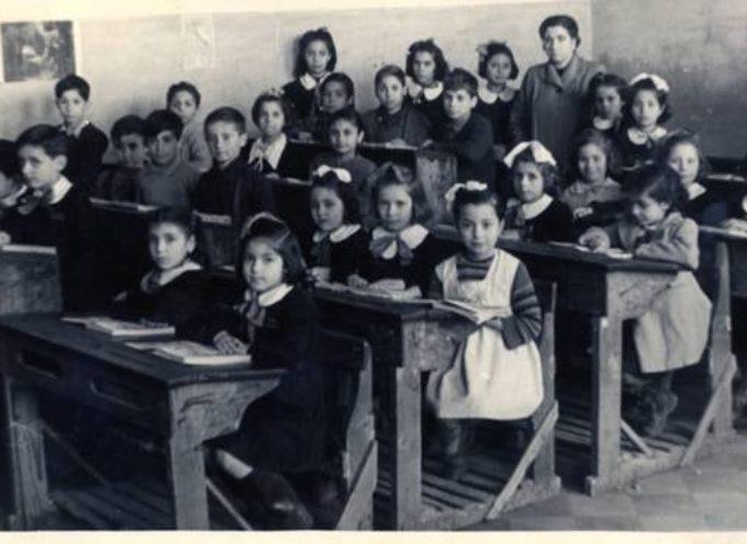 Noi, che iniziavamo la scuola lo stesso giorno per tutti: il Primo Ottobre…