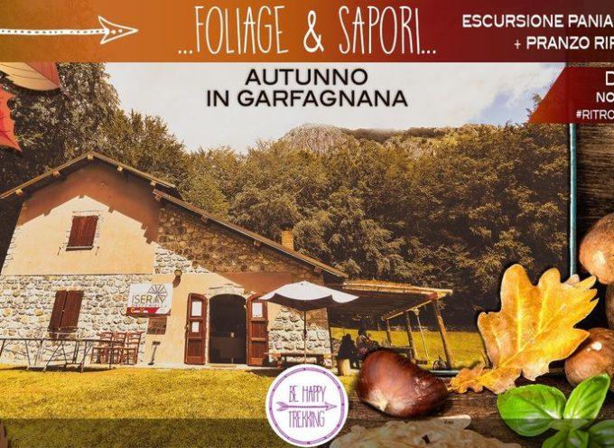 Foliage & Sapori, Autunno in Garfagnana. Escursione Pania di Corfino