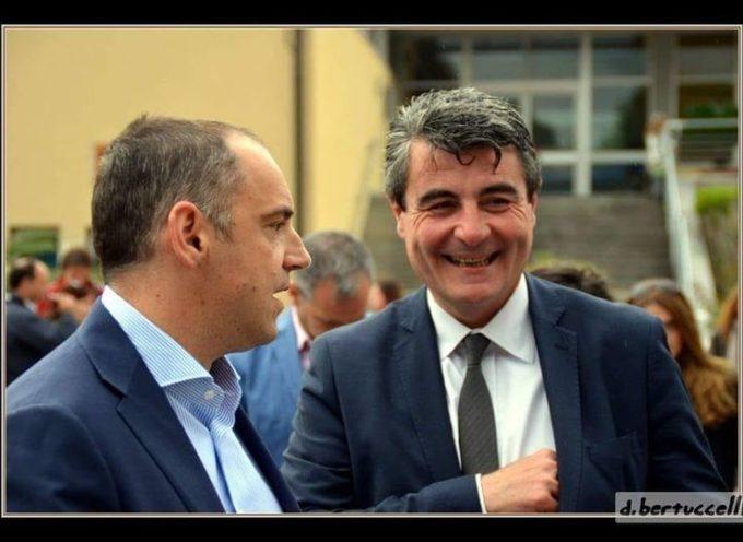 Complimenti a Stefano Baccelli per la nomina ad assessore nella giunta della Regione Toscana.