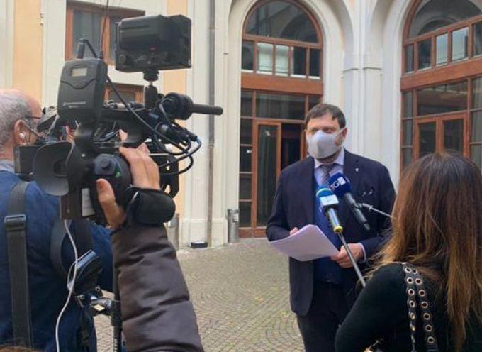 LE PROPOSTE DI FRATELLI D'ITALIA AL PRESIDENTE DELLA REGIONE PER GESTIRE L'EMERGENZA COVID
