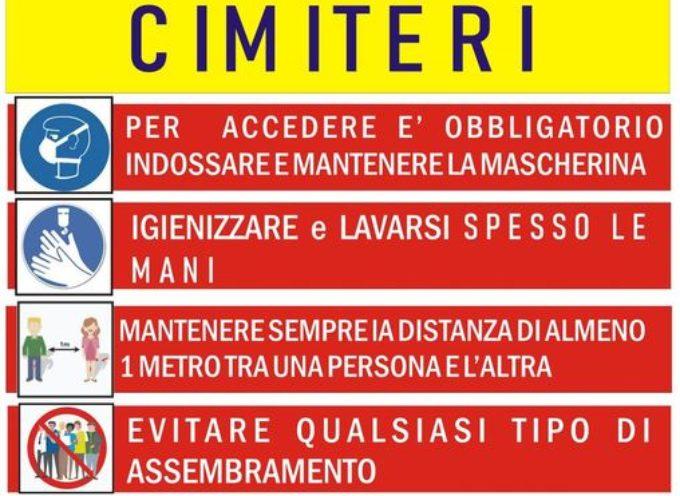 CASTELNUOVO DI GARFAGNANA – LE REGOLE PER ACCEDERE AI CIMITERI