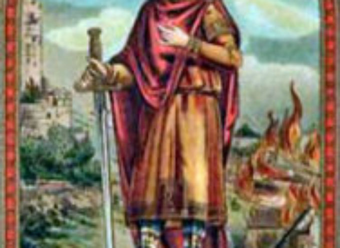 Il Santo del giorno, 14 Ottobre: S. Venanzio, Vescovo di Luni