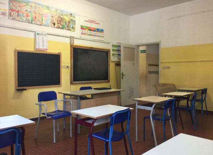 La scuola scende in piazza, presidio Cobas in piazza Guidiccioni