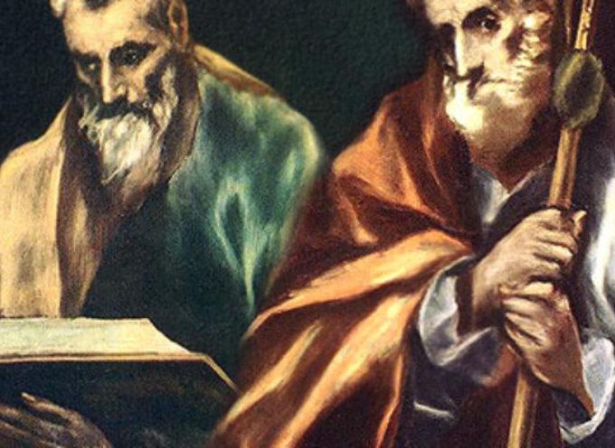 Il Santo del giorno, 28 Ottobre: Simone e Giuda