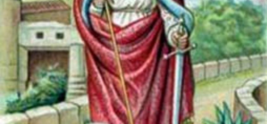Il Santo del giorno, 29 Ottobre: S. Narciso di Gerusalemme – S. Anastàsia, Osiomartire