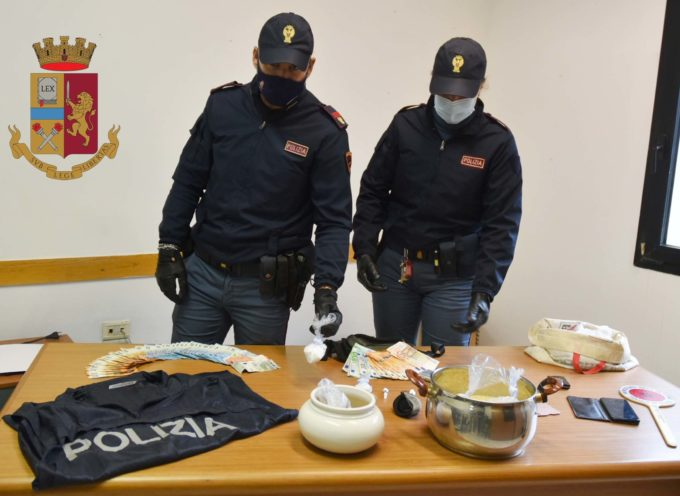 Viareggio – La Polizia di Stato compie 2 arresti per spaccio