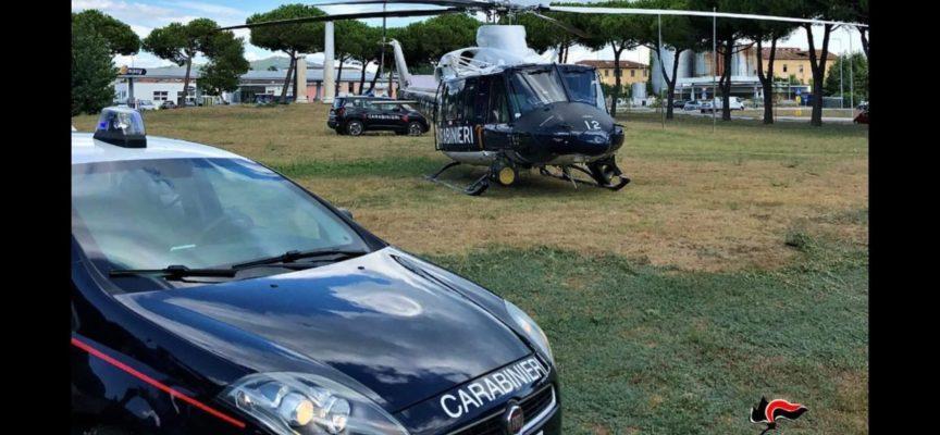 """Furto """"notturno"""" al supermercato """"Fresco Market"""", straniero arrestato dai Carabinieri di Viareggio."""