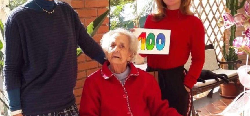 Seravezza – Il traguardo dei 100 per Ernestina Martinelli