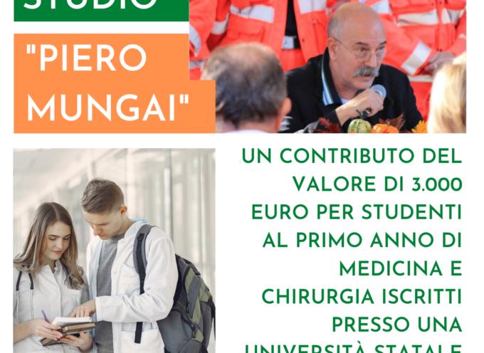 """L'OTTOBRE DELLA CROCE VERDE P.A. – BORSA DI STUDIO """"PIERO MUNGAI"""" E ASSEMBLEA DEI SOCI,"""