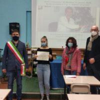 ASSEGNATA ALLA STUDENTESSA GJOANA ABAZI LA BORSA DI STUDIO 'ILIO MICHELONI' 2019-2020