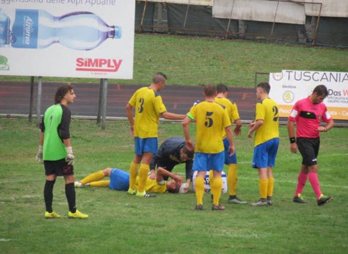 Clamoroso: 19 società della Garfagnana chiedono lo stop del calcio dilettanti