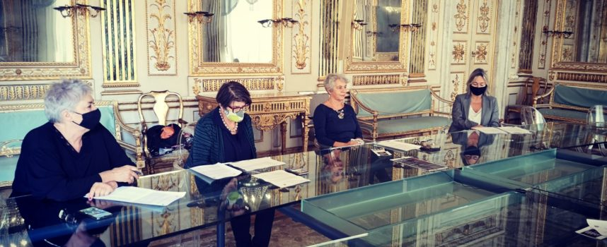 VOCI: Impronte femminili nella storia italiana Auditorium San Romano – Lucca