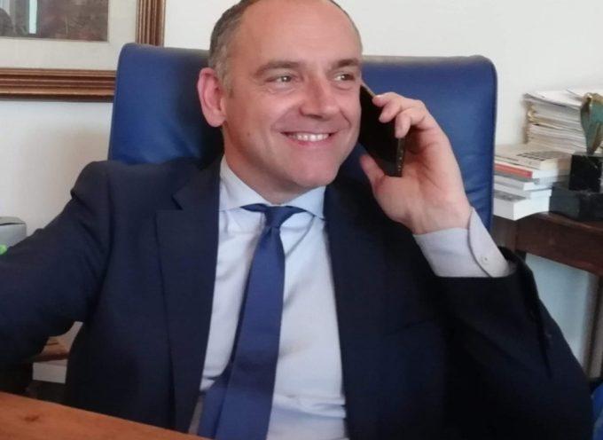 IL RICEVIMENTO LIBERO DEL SINDACO DEL MERCOLEDI' SI TERRA' TELEFONICAMENTE E ON LINE