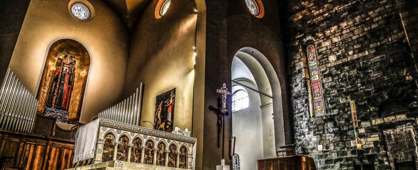 il Duomo di Barga