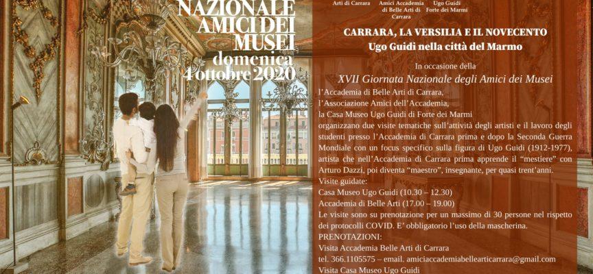 Domenica 4 ottobre si svolge la Giornata Nazionale degli Amici dei Musei.