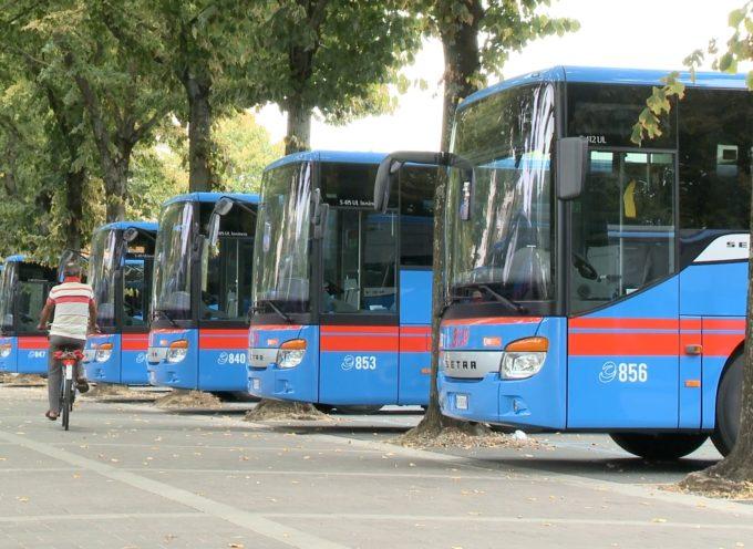 la Regione noleggerà 200 autobus turistici