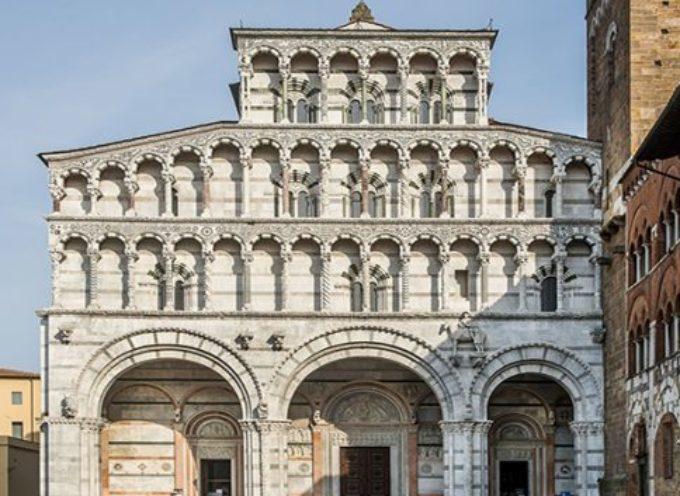 festa della Dedicazione della Cattedrale di Lucca, messa solenne con i vescovi toscani