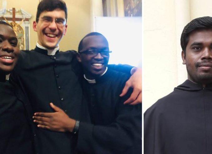 Quattro nuovi diaconi domenica 18 ore 18 in Cattedrale in occasione della Giornata Mondiale Missionaria