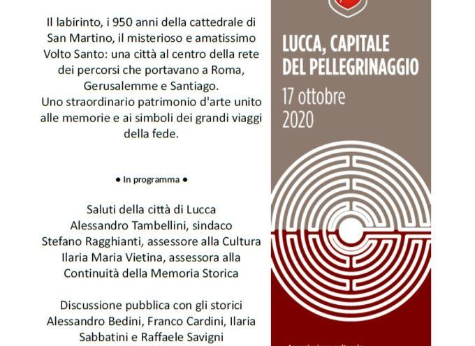 Franco Cardini a San Romano per il Festival del Pellegrinaggio