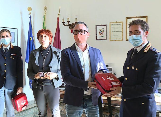 Le volanti di Lucca e Viareggio saranno cardioprotette