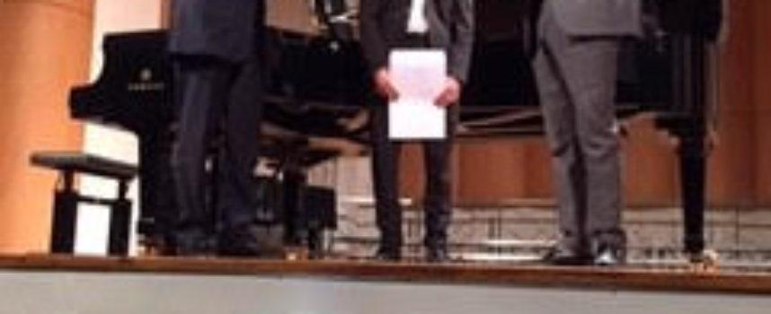 Il Rotary Club Lucca dona una borsa di studio ad uno studente del Boccherini
