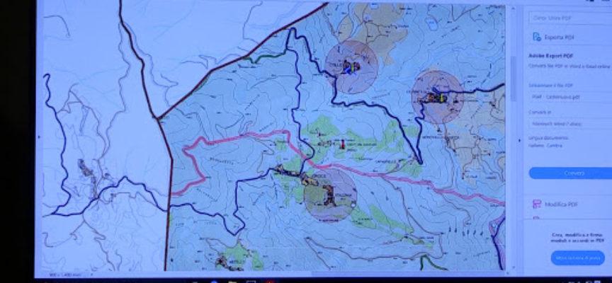 Contributo regionale all'U.C. Garfagnana per i piani urbanistici