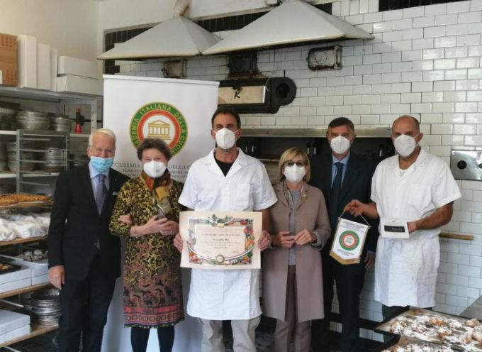 L'Accademia della Cucina premia il forno Mei di Ponte a Moriano.
