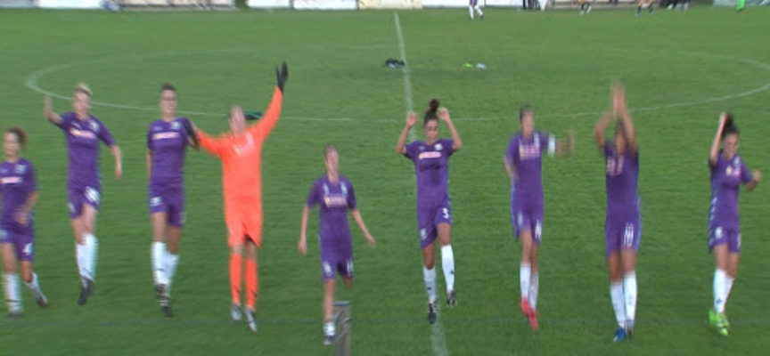 Filecchio Women sei esagerato (9-0) a Spoleto; un debutto a forza…nove