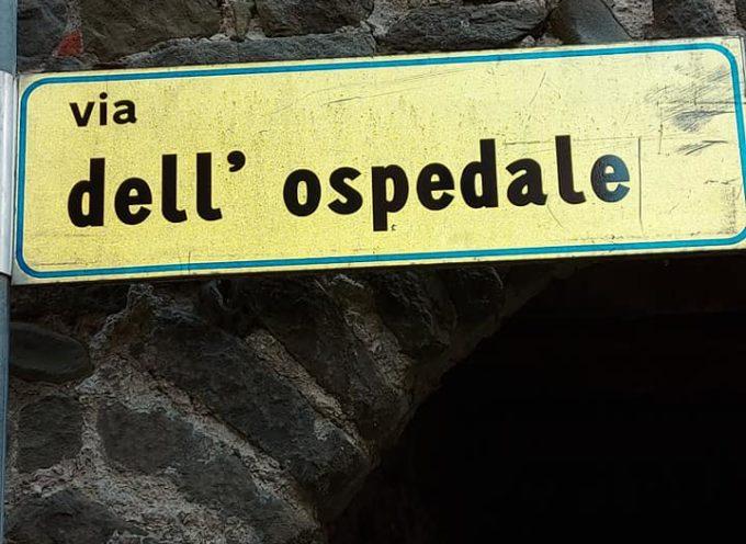 Un APPELLO, di nuovo, al Comune di Borgo A Mozzano per le strade del Centro Abitato di Anchiano