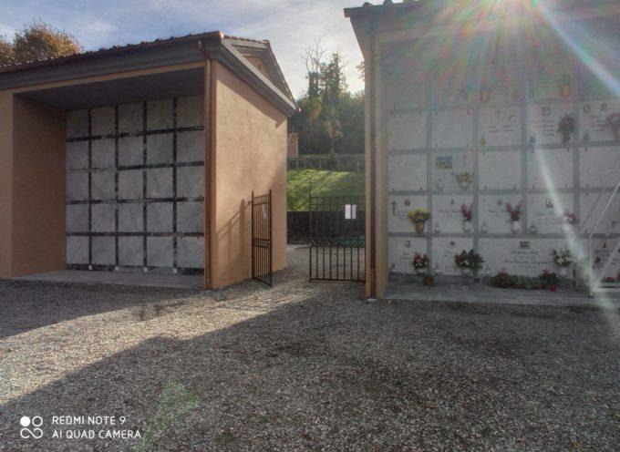Completati i lavori di messa in sicurezza e ampliamento al cimitero comunale di Coreglia Antelminelli,