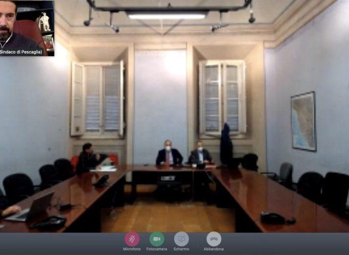 ANDREA BONFANTI – Questa mattina sono stato in videconferenza con il Prefetto di Lucca ed il Presidente della Provincia,Luca Menesini,